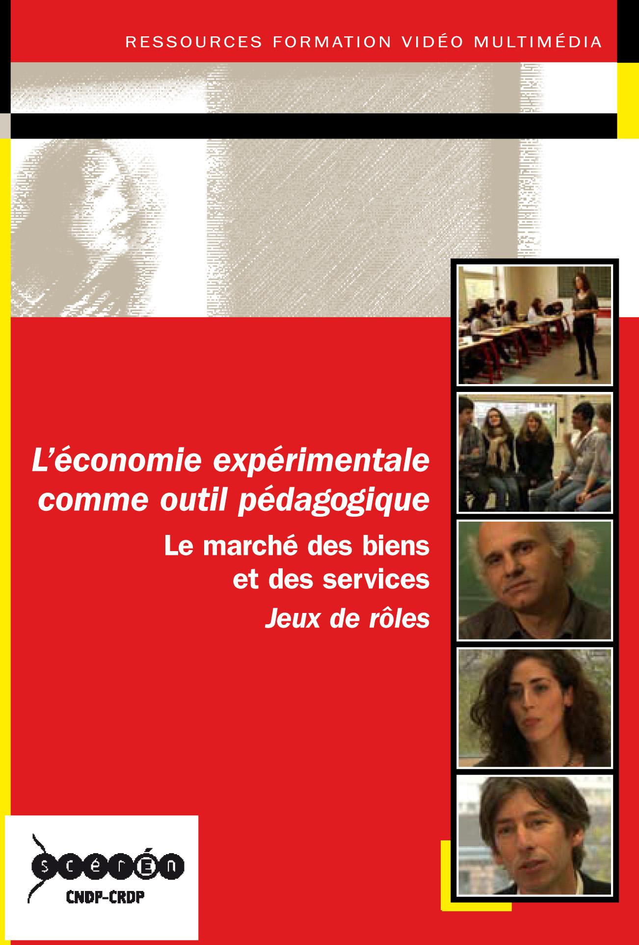 DVD Economie Expérimentale